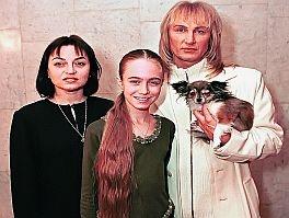 Александр Иванов, жена