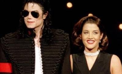 Майкл Джексон, жена