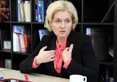 Ольга Голодец, муж