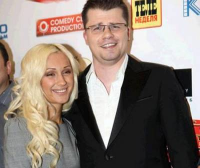 Гарик Бульдог Харламов, жена