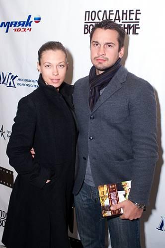 Дмитрий Носов, жена