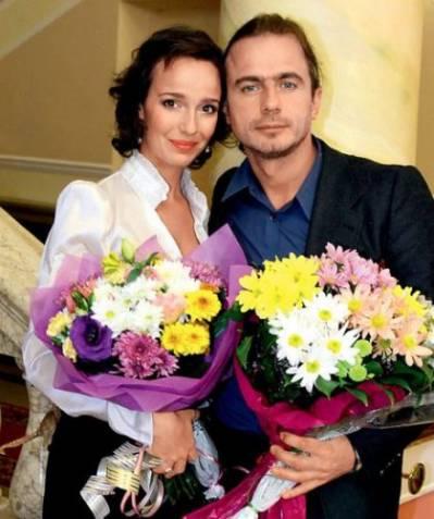 Валерия Ланская, муж