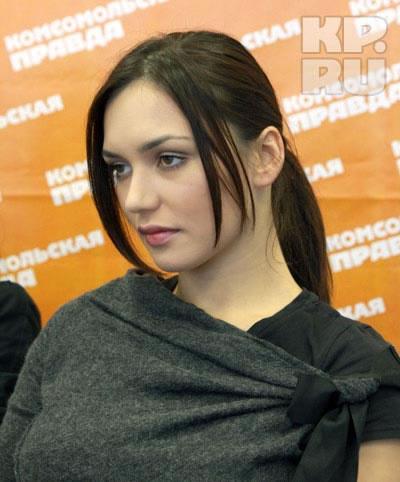 Ольга Серябкина, муж