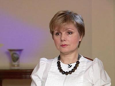 Елена Гагарина, муж