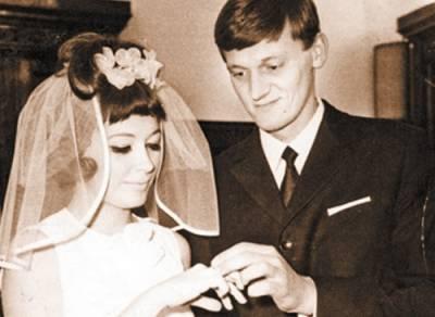 Алла Пугачева, мужья