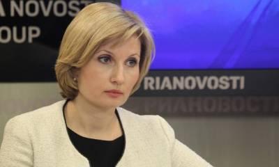Ольга Баталина, муж