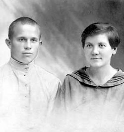 Никита Хрущев, жена