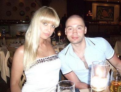 Андрей Черкасов, жена