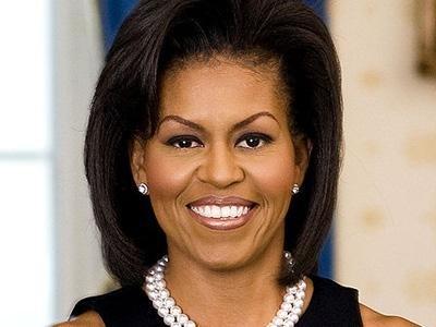 Барак Обама, жена