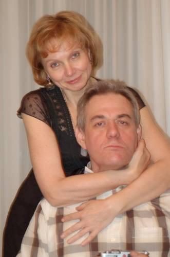 Сергей Доренко, жена
