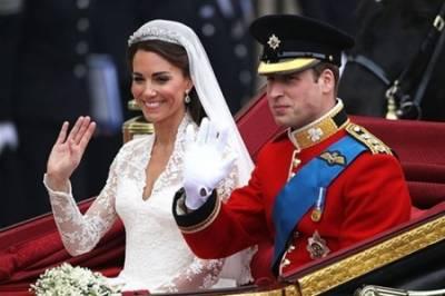 Принц Уильям, жена