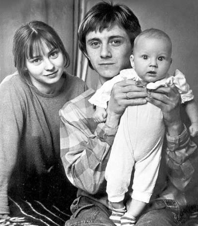 Евгения Добровольская и ее мужья