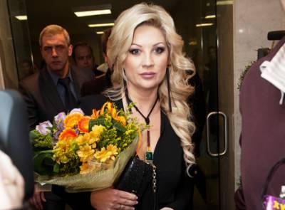 Стас Михайлов, жена