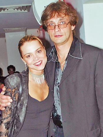 Наталья Громушкина, муж