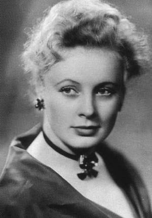 Николай Рыбников, жена