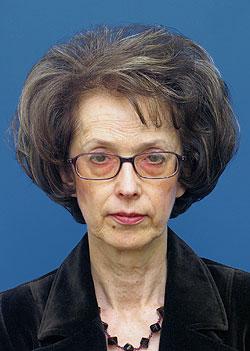 Михаил Задорнов, жена