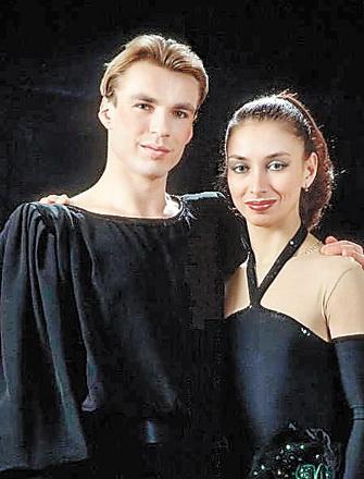 Александр Жулин, жена