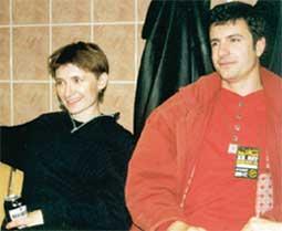Диана Арбенина, муж