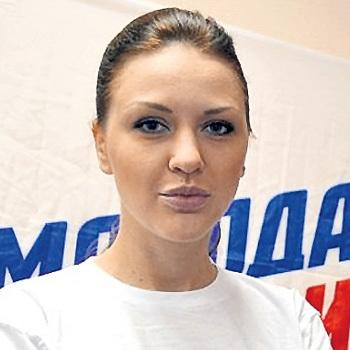 Алена Аршинова, муж