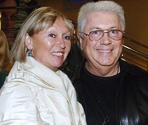 Владимир Винокур, жена
