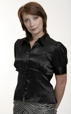 Елена Лукаш, муж