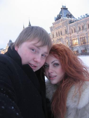 Павел Бессонов, жена