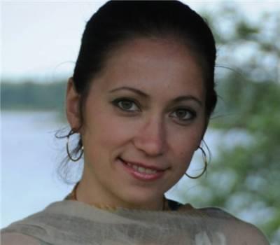 Руслан Нарушевич, жена