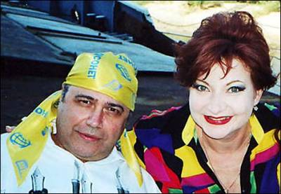 Евгений Петросян, жена