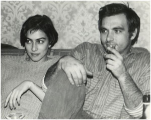 Сергей Векслер, жена