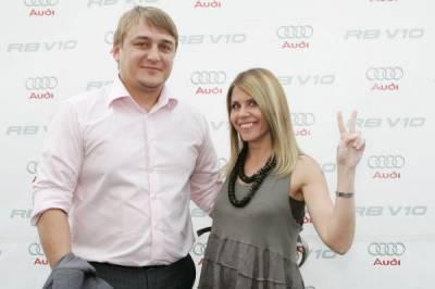 Анастасия Макаревич, муж