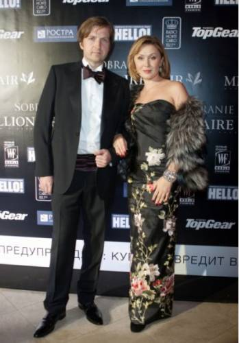 Елена Ищеева, муж