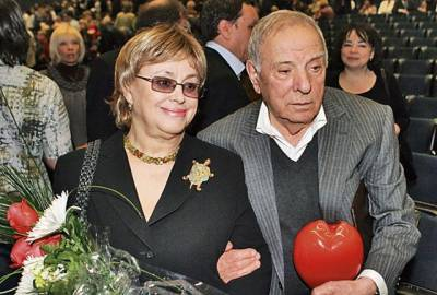 Пётр Тодоровский, жена
