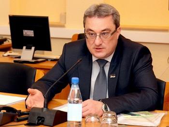 Вячеслав Гайзер, жена