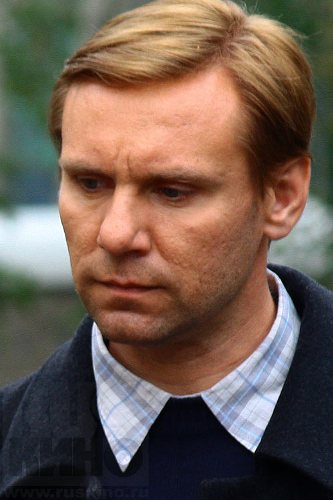 Андрей Егоров, жена