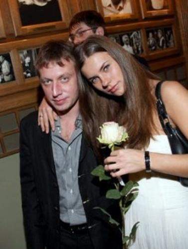Михаил Трухин, жена