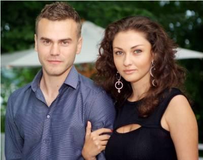 Игорь Акинфеев, жена