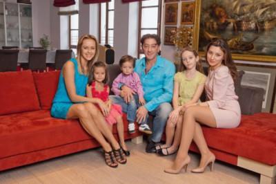 Жена Григория Лепса - фото, биография, личная жизнь, дети