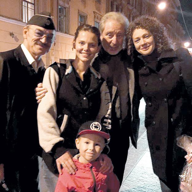 Муж Елизаветы Боярской, сын — новости и фото 2018