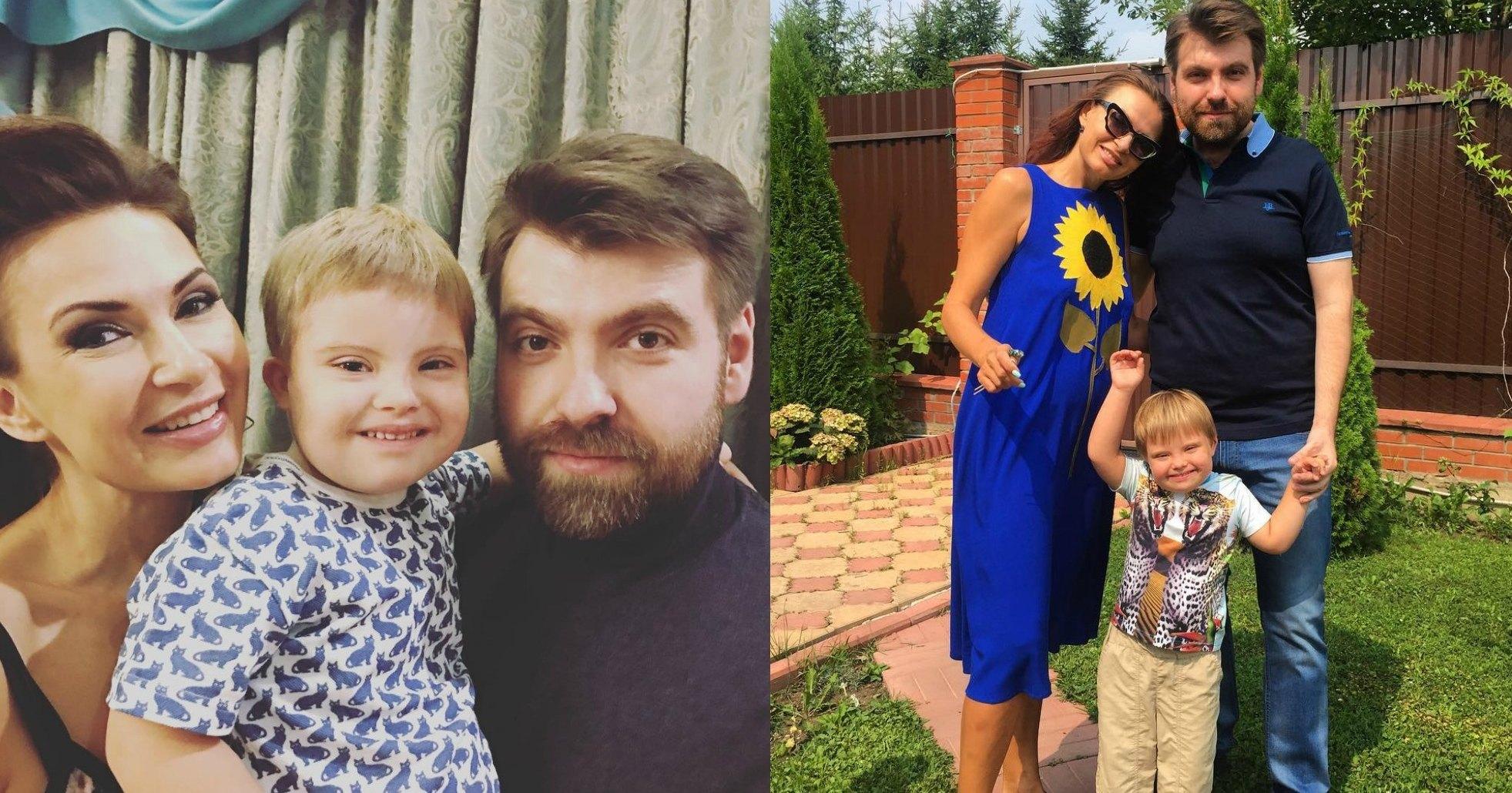Муж Эвелины Бледанс - фото, причина развода, личная жизнь, дети
