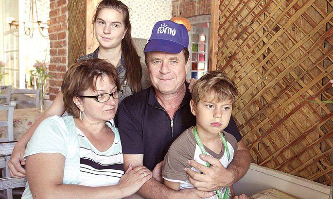 Жена Григория Гладкова - фото, биография, личная жизнь, дети