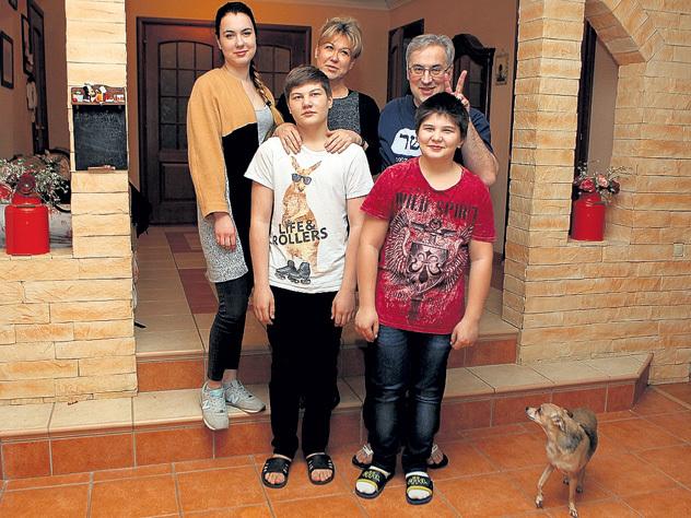 Жена Андрея Норкина, Юлия - фото, дети, личная жизнь