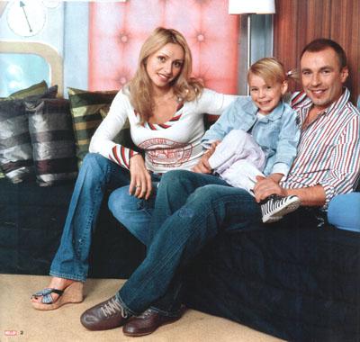 Муж Татьяны Навки - фото, личная жизнь, дети, новости