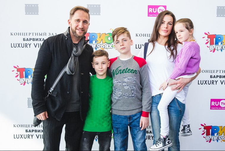 Жена Оскара Кучеры - фото, биография, личная жизнь, дети