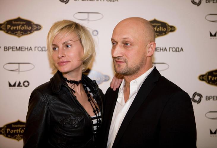 Жена Гоши Куценко - фото, дети, личная жизнь