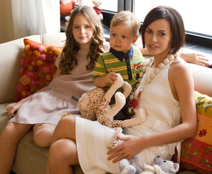 Жена Цыпкина Александра - фото, дети, семья, личная жизнь
