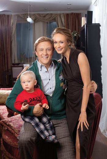 Жена Сергея Горобченко - фото, дети, личная жизнь, биография