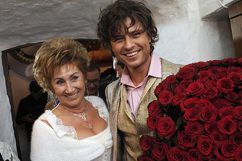Жена Прохора Шаляпина - фото, личная жизнь