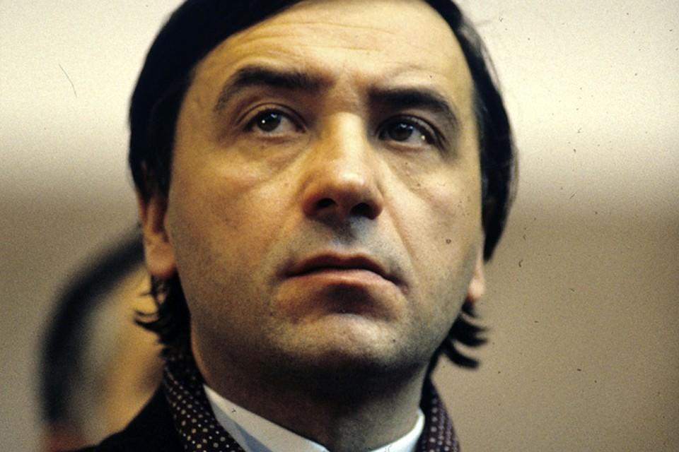 Муж Елены Борзовой, Николай Зиновьев - фото