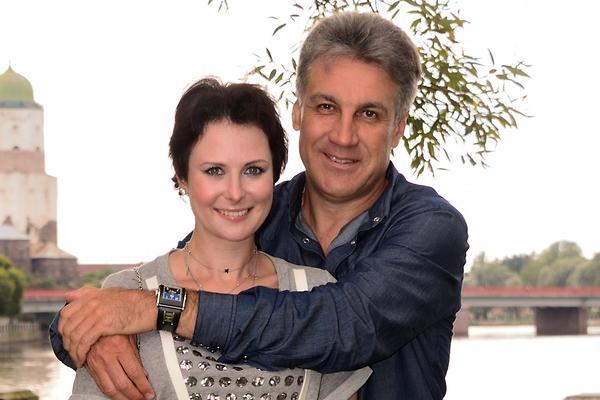 алексей пиманов и его жены фото