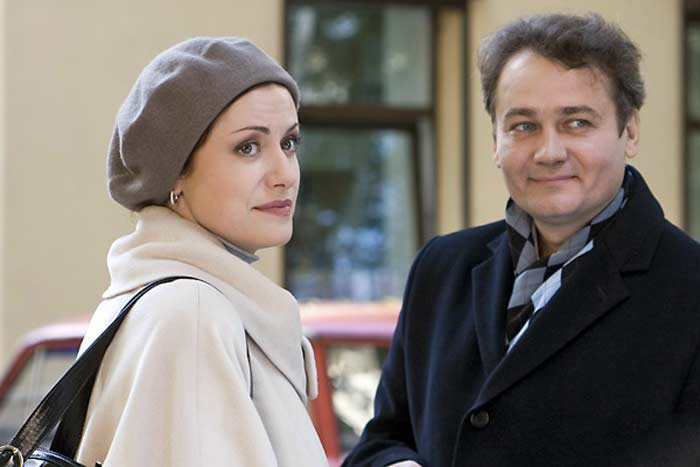 Жена Сергея Барышева - фото, возраст, биография